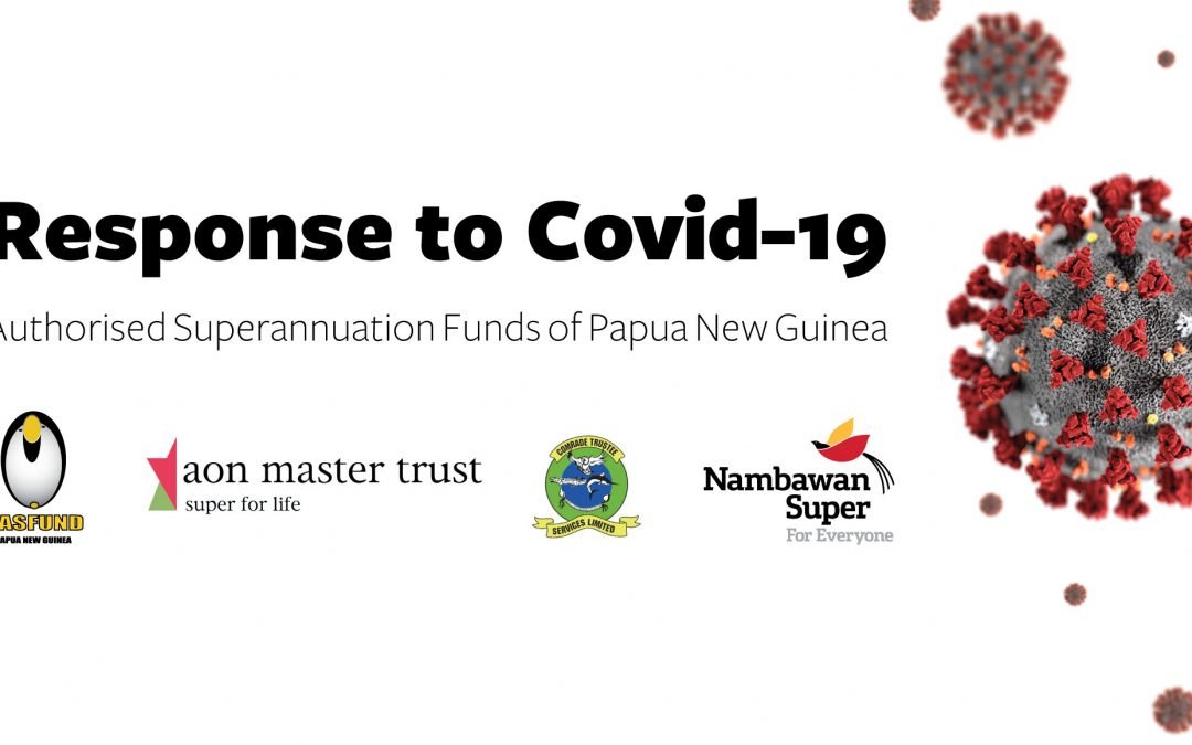 Super Funds' Response to Covid-19