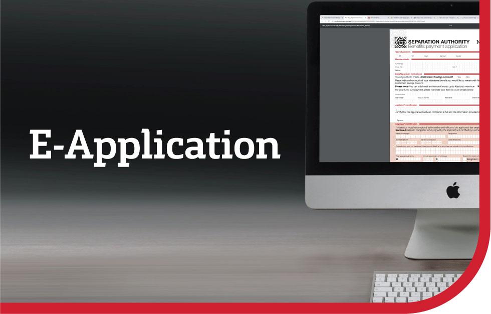 Nambawan Super Accepts E-applications as a response to Covid-19