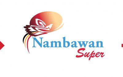 Nambawan Super Logo Transition