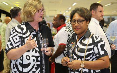 Nambawan Super farewells Lesieli Taviri from Board