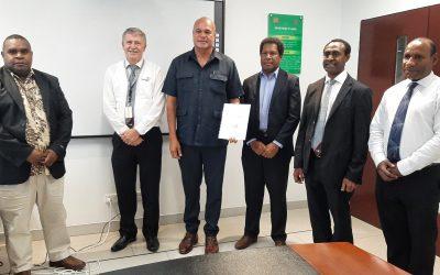 Nambawan Super signs MOU with Lands Department