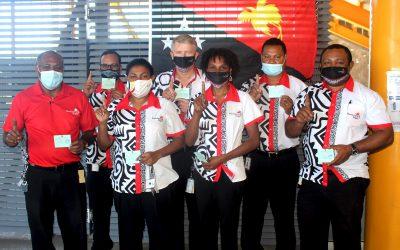 Nambawan encourages vaccine uptake in PNG